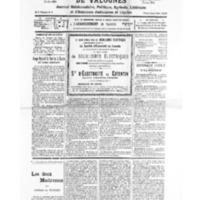 Le Journal de l'arrondissement de Valognes, numéro du 09 juillet 1932