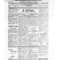 Le Journal de l'arrondissement de Valognes, numéro du 26 juin 1926