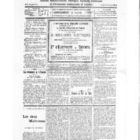 Le Journal de l'arrondissement de Valognes, numéro du 04 juin 1932
