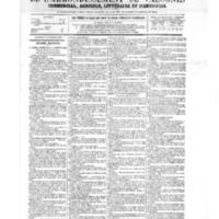 Le Journal de l'arrondissement de Valognes, numéro du 14 novembre 1873