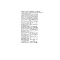 Le Journal de l'arrondissement de Valognes, supplément au numéro du 16 juillet 1921