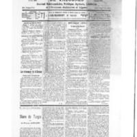 Le Journal de l'arrondissement de Valognes, numéro du 23 janvier 1932