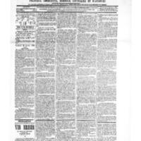 Le Journal de l'arrondissement de Valognes, numéro du 23 janvier 1903