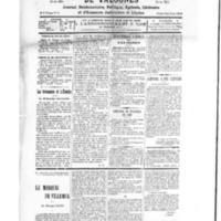Le Journal de l'arrondissement de Valognes, numéro du 08 mars 1930