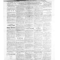 Le Journal de l'arrondissement de Valognes, numéro du 28 juin 1913