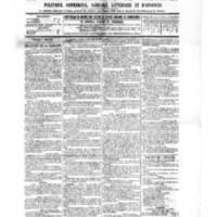 Le Journal de l'arrondissement de Valognes, numéro du 07 mai 1886