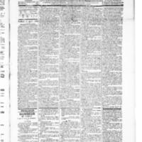 Le Journal de l'arrondissement de Valognes, numéro du 06 avril 1894