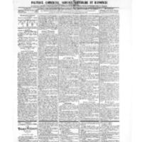 Le Journal de l'arrondissement de Valognes, numéro du 02 mars 1906