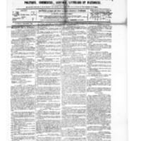 Le Journal de l'arrondissement de Valognes, numéro du 04 décembre 1885