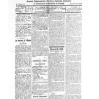 Le Journal de l'arrondissement de Valognes, numéro du 03 mai 1930