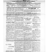 Le Journal de l'arrondissement de Valognes, numéro du 07 juillet 1928