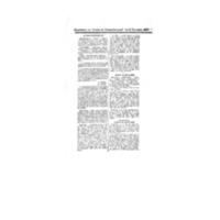 Le Journal de l'arrondissement de Valognes, supplément au numéro du 26 novembre 1921