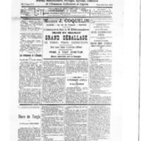 Le Journal de l'arrondissement de Valognes, numéro du 06 décembre 1930