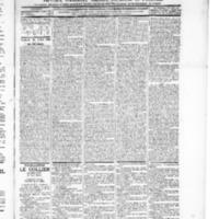 Le Journal de l'arrondissement de Valognes, numéro du 24 juillet 1896