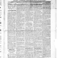 Le Journal de l'arrondissement de Valognes, numéro du 14 décembre 1894