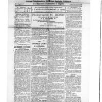 Le Journal de l'arrondissement de Valognes, numéro du 04 octobre 1924