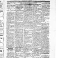Le Journal de l'arrondissement de Valognes, numéro du 13 juillet 1894