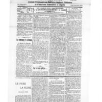 Le Journal de l'arrondissement de Valognes, numéro du 31 mars 1928