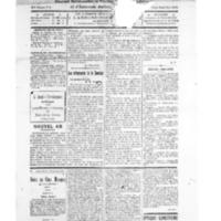 Le Journal de l'arrondissement de Valognes, numéro du 02 janvier 1926