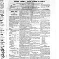 Le Journal de l'arrondissement de Valognes, numéro du 05 février 1875