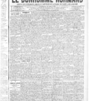 Le Bonhomme normand, numéro du 17 avril 1914