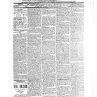 Le Journal de l'arrondissement de Valognes, numéro du 25 décembre 1903