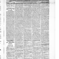 Le Journal de l'arrondissement de Valognes, numéro du 13 mars 1896