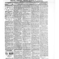 Le Journal de l'arrondissement de Valognes, numéro du 22 mai 1903
