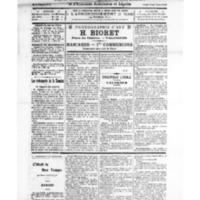 Le Journal de l'arrondissement de Valognes, numéro du 10 juillet 1926