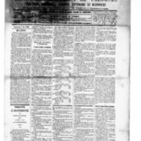 Le Journal de l'arrondissement de Valognes, numéro du 02 mai 1890