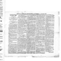 Le Journal de l'arrondissement de Valognes, supplément au numéro du 13 décembre 1889