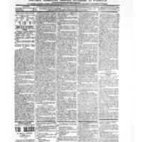 Le Journal de l'arrondissement de Valognes, numéro du 30 janvier 1903