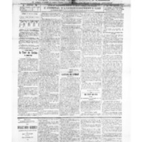 Le Journal de l'arrondissement de Valognes, numéro du 29 novembre 1913