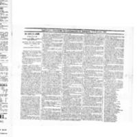 Le Journal de l'arrondissement de Valognes, supplément au numéro du 06 décembre 1889