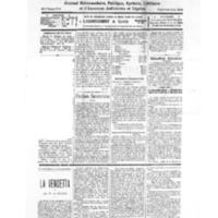 Le Journal de l'arrondissement de Valognes, numéro du 22 octobre 1932